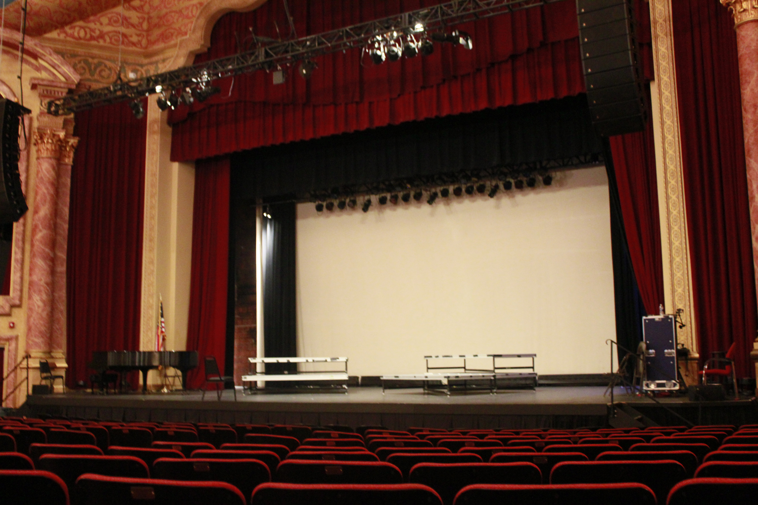 Paramount Seating Chart Paramount Hudson Valley Theater